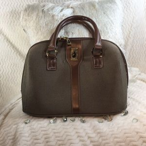EUC London Fog Travel Case tote bag